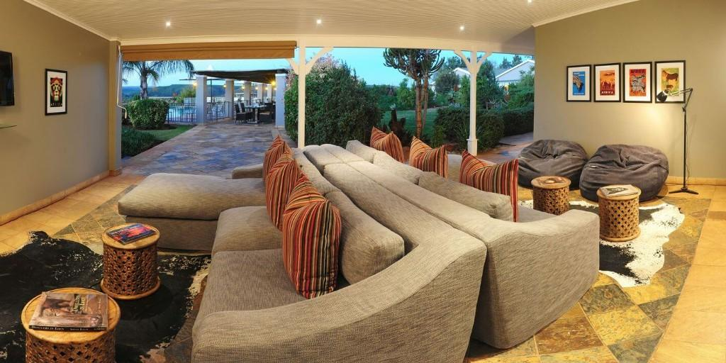 Shamwari: Riverdene Patio Lounge