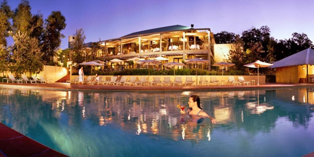 Spa: Cypress Lakes Resort