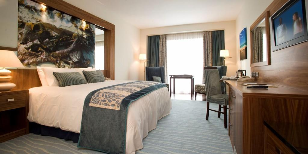Portmarnock Hotel & Golf Links: Luxury Room