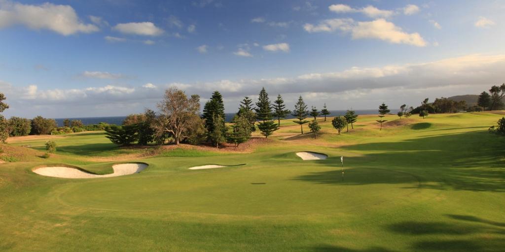 Shelly Beach Golf Club