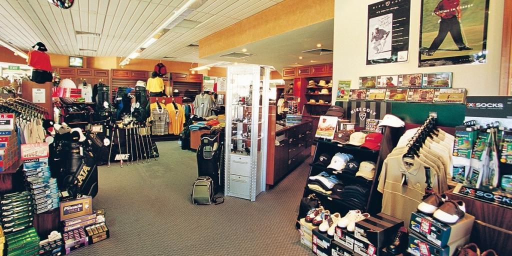 Golf Shop at Joondalup GC