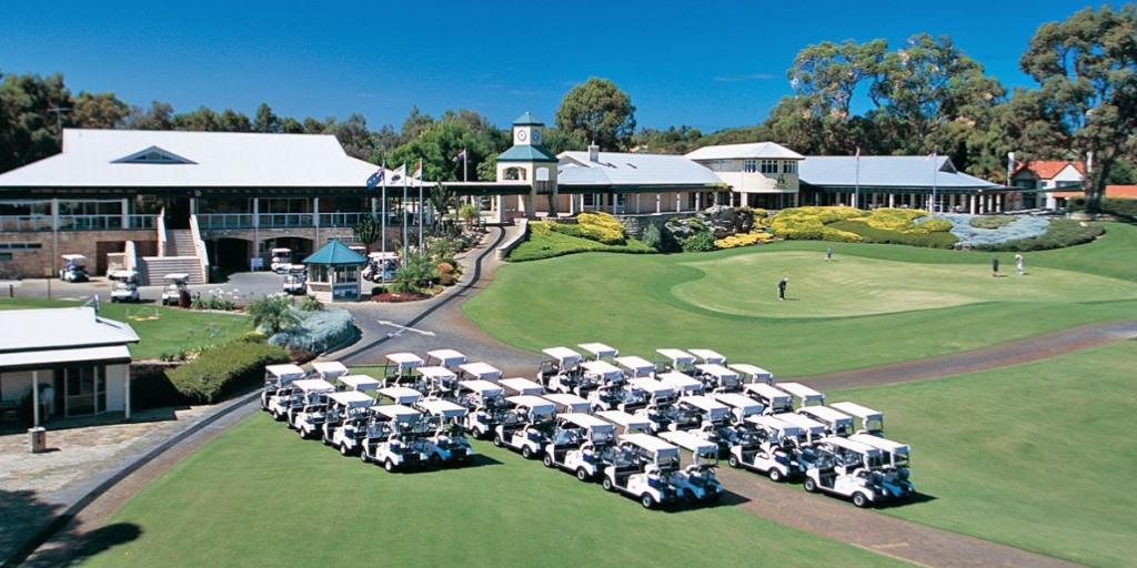 Clubhouse at Joondalup GC