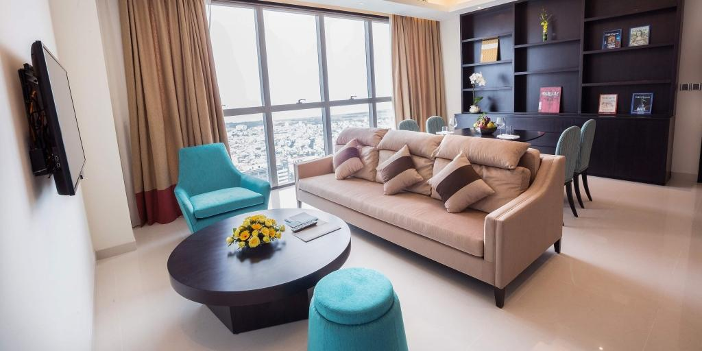 Executive Two Bedrooms: Novotel Danang Premier Han River