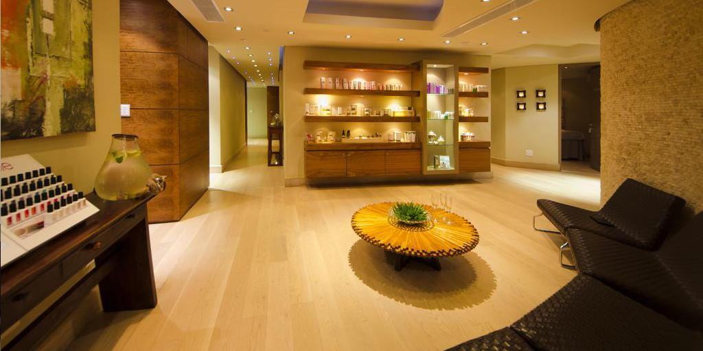 Exotic Signature Treatments are available for guests with Africology products