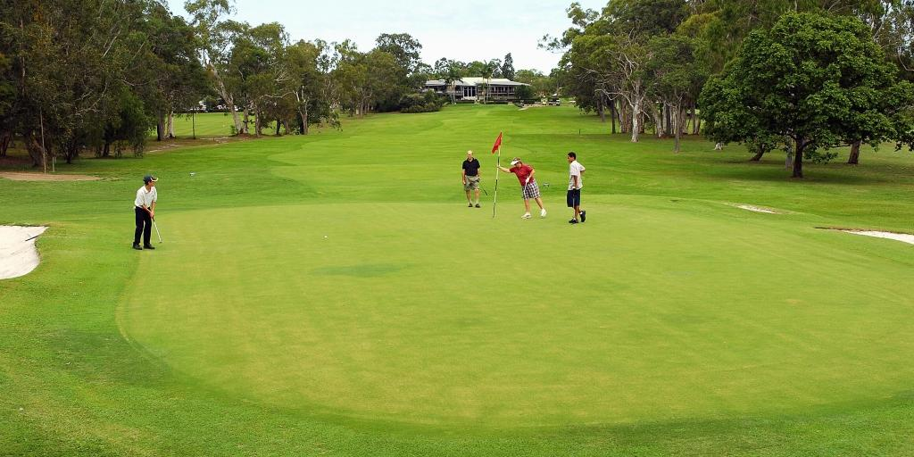 Noosa Springs Golf Resort