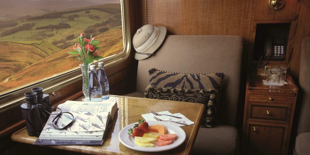 Blue Train De Luxe Suite