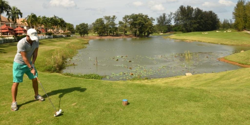Hole 17 Laguna Phuket Golf Club