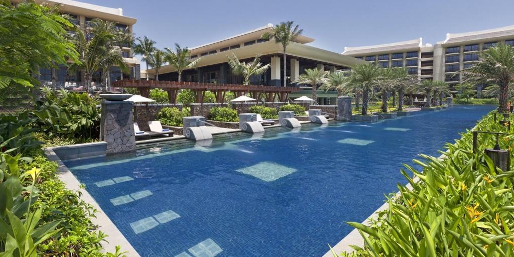 Pool: Sheraton Four Points Shenzhou