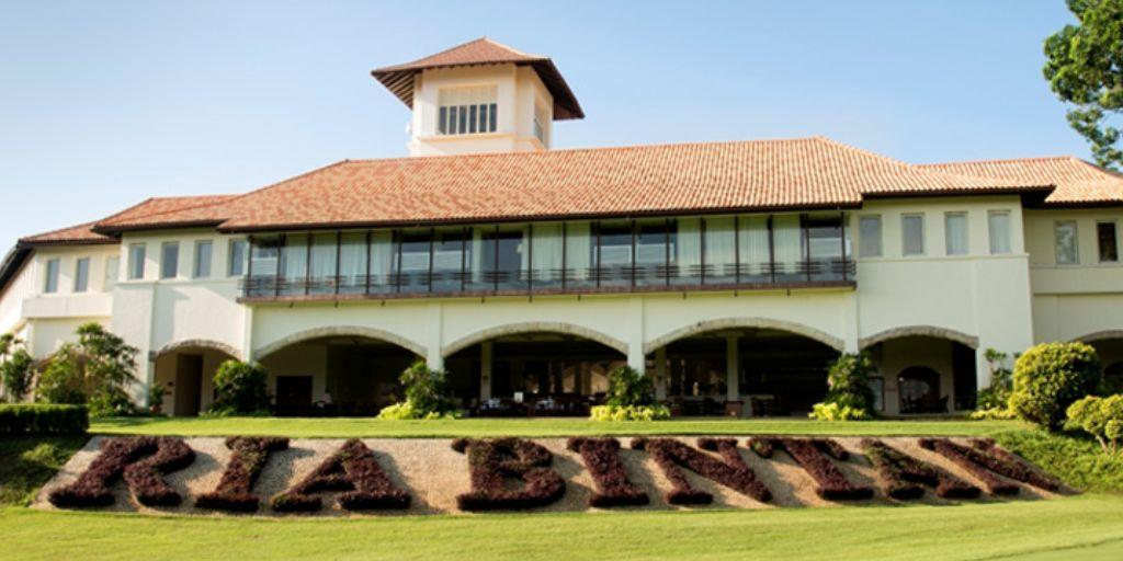 Clubhouse Ria Bintan Forest Course