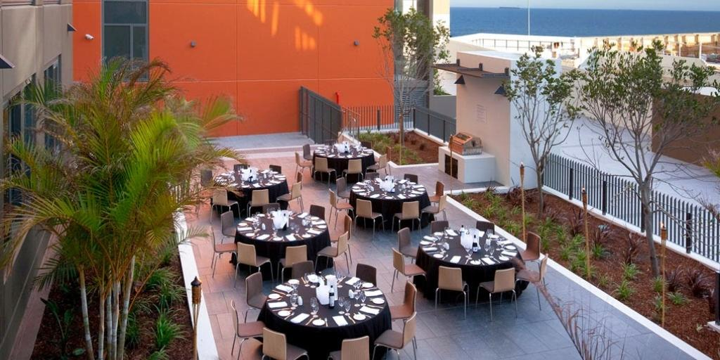 Restaurant: Novotel Newcastle Beach