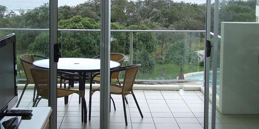 Apartment Balcony: Ramada Marcoola Beach