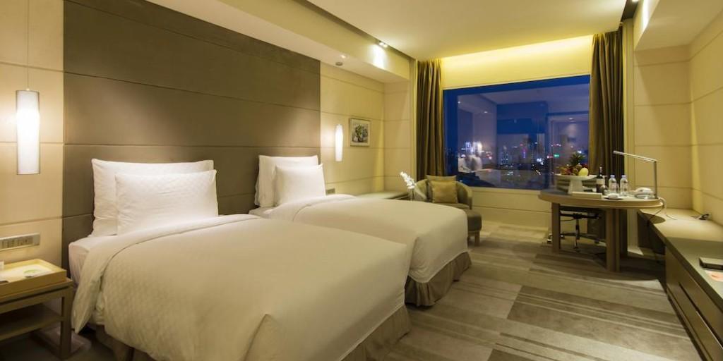 Hotel Nikko Saigon: Guestroom