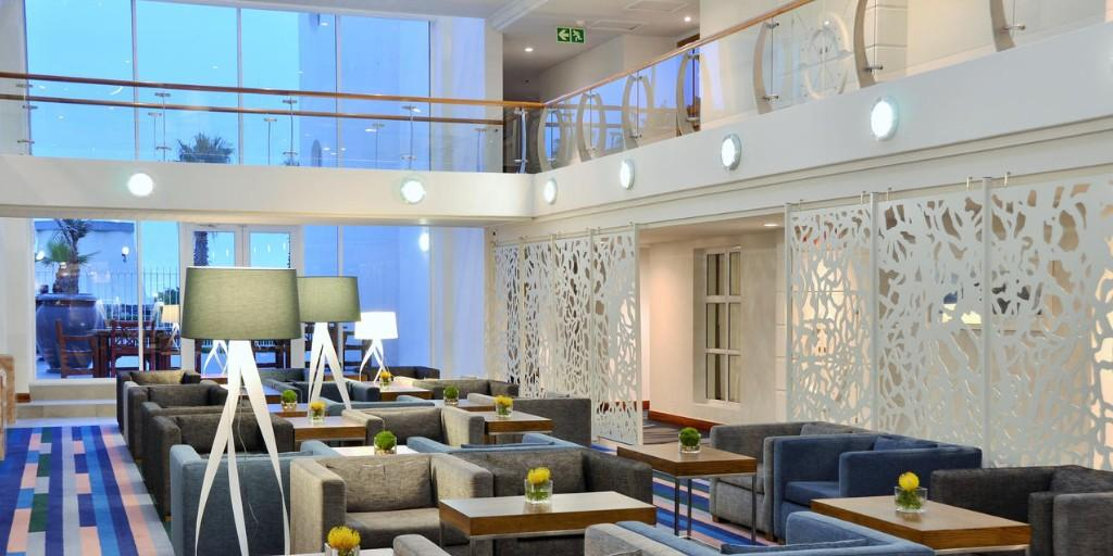 Enjoy complimentary Wi-Fi in all public areas of the hotel