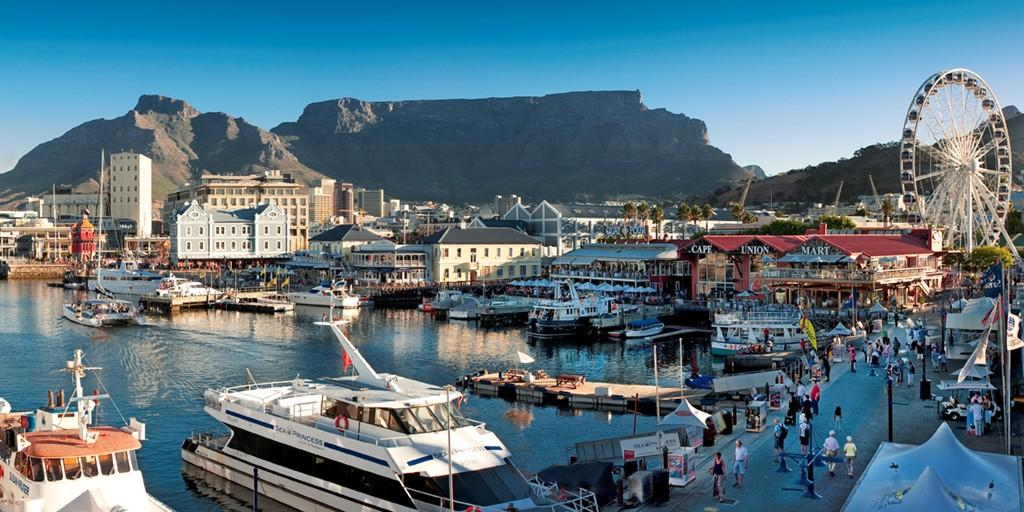 Soak in the cosmopolitan vibe of the nerve centre of Cape Town - the V&A Waterfront