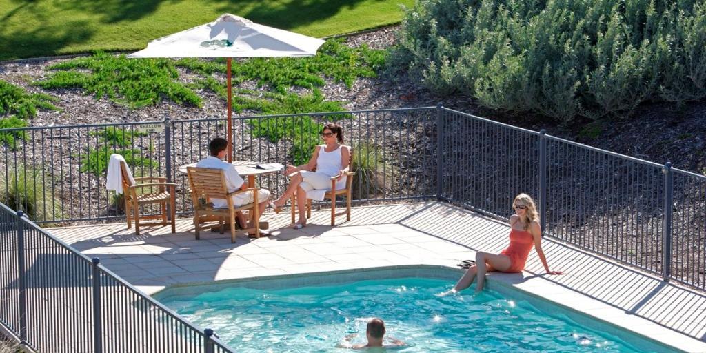 Outdoor Pool: Peppers Moonah Links