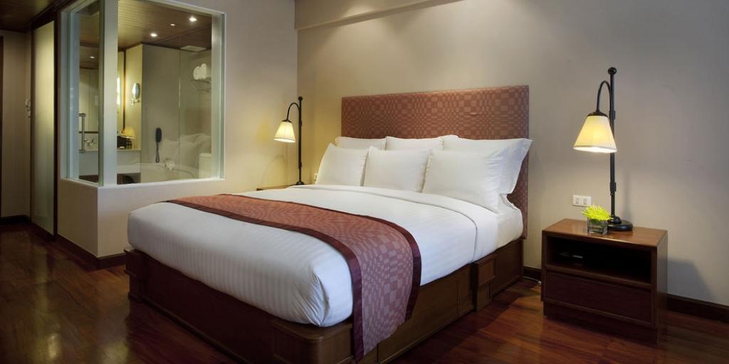 Guestroom: Pattaya Marriott Resort & Spa
