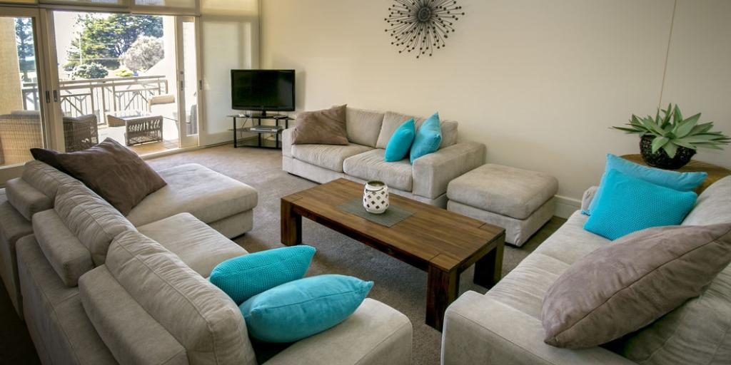 Living Area: Portsea Village Resort