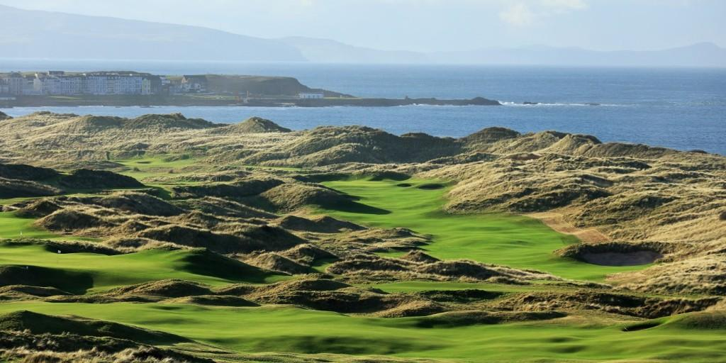 Play Royal Portrush on the spectacular Causeway Coast