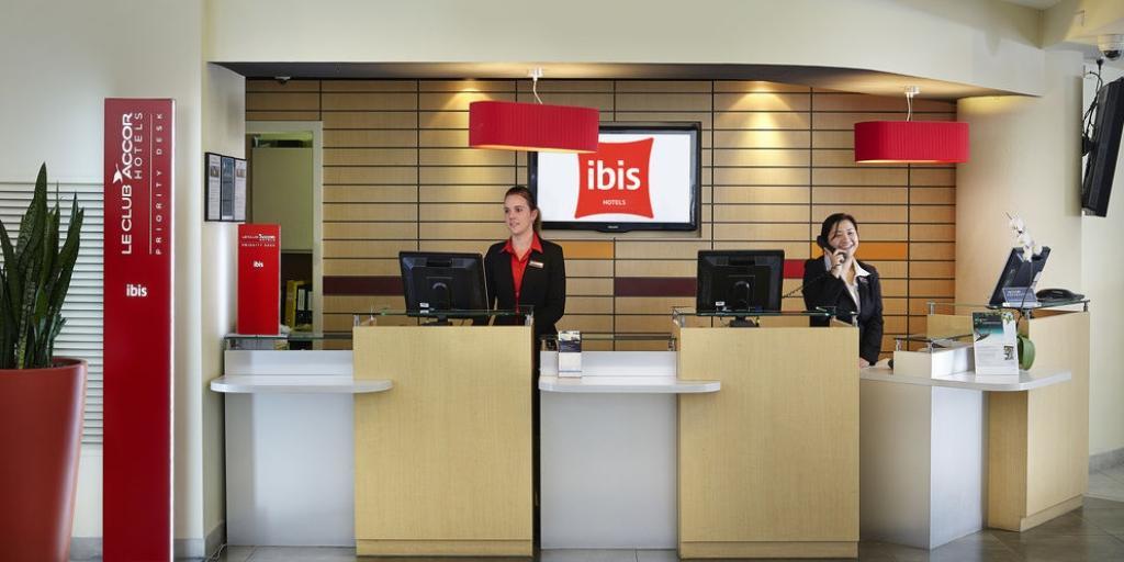 Reception: Ibis Perth