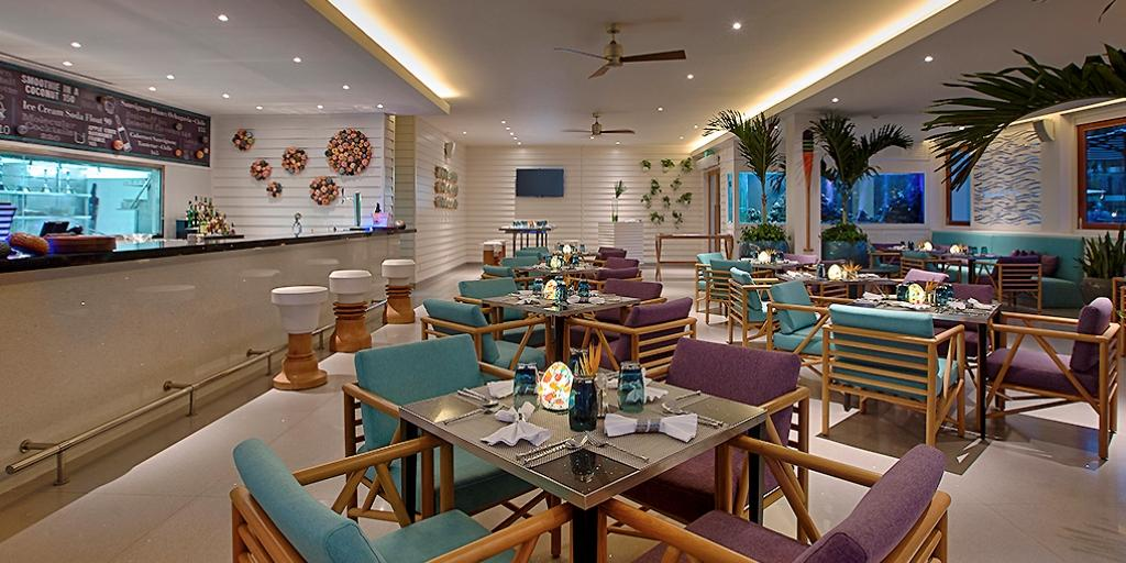 Restaurant: Pullman Danang Beach Resort