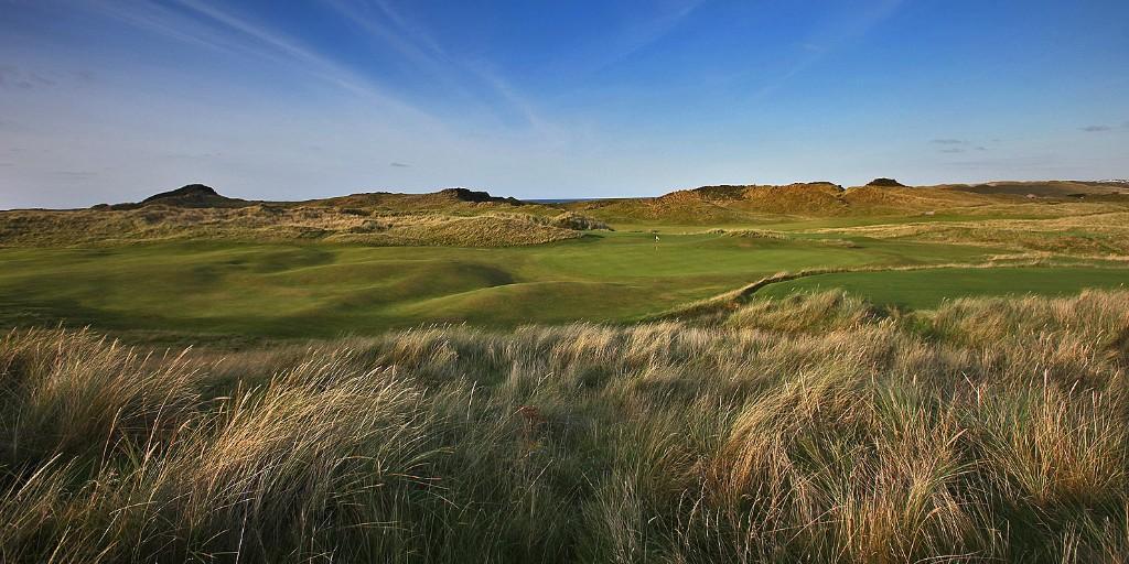 Castlerock Golf Club: Hole 10