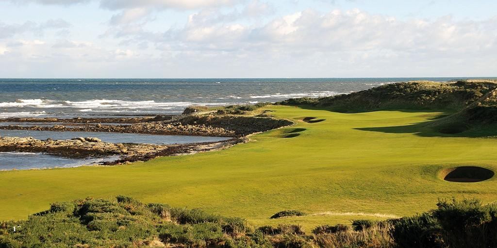 Kingsbarns Golf Links: par 4, 12th Hole