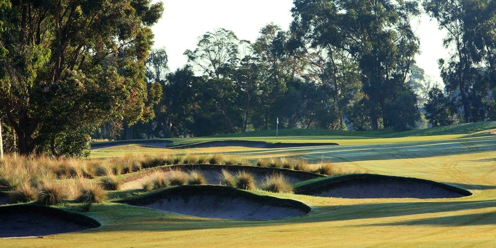 Hole 11 Huntingdale GC