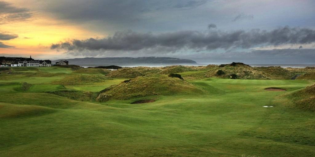 Castlerock Golf Club: Back Nine