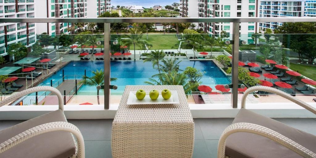 Balcony: Amari Hua Hin