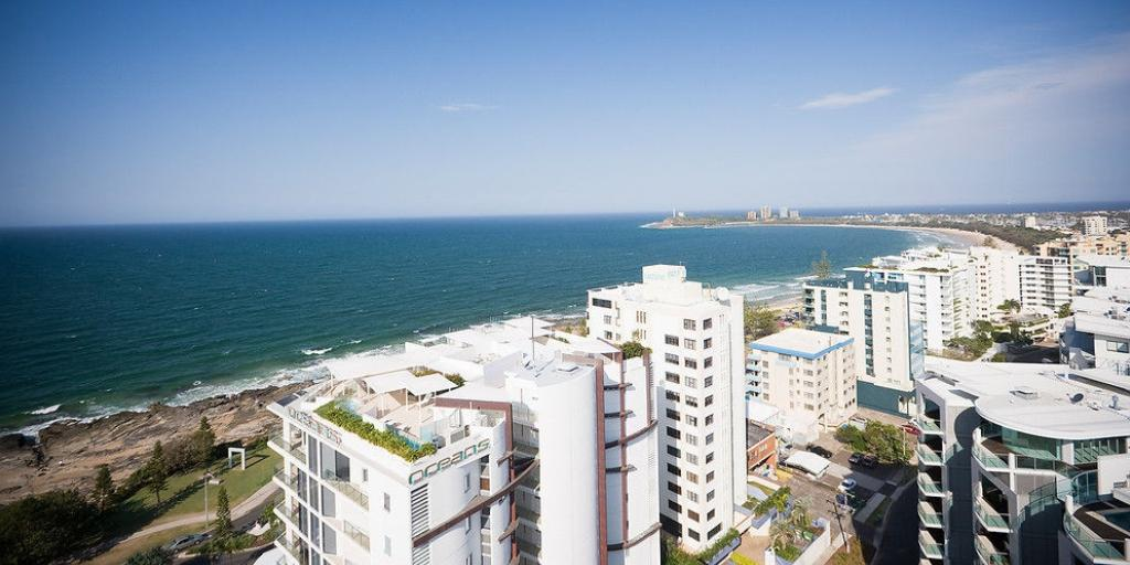 Balcony with a View: Mantra Mooloolaba Beach