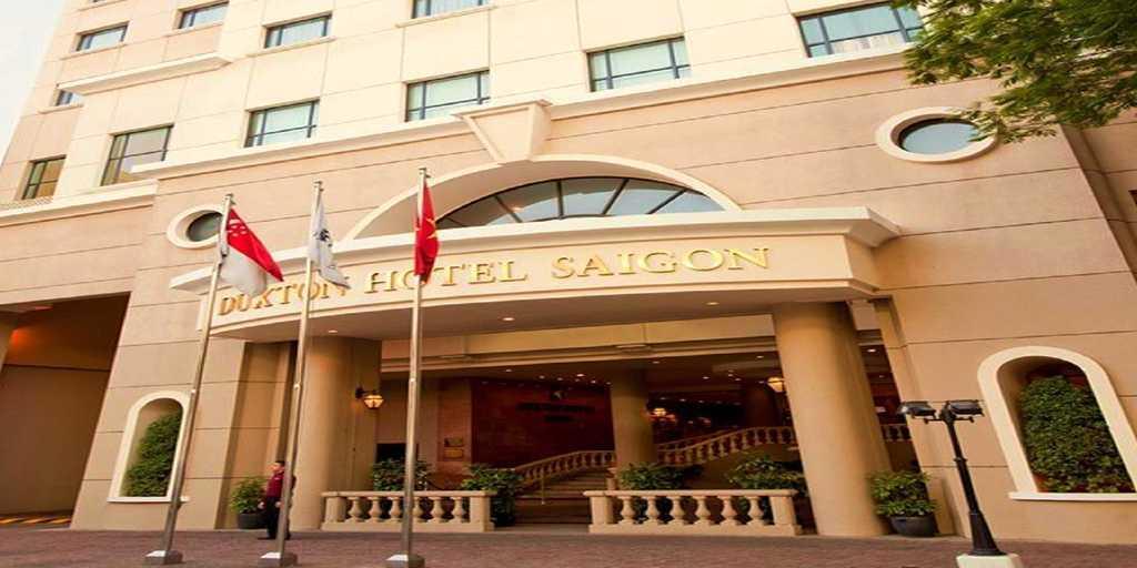 Exterior: Duxton Hotel Saigon