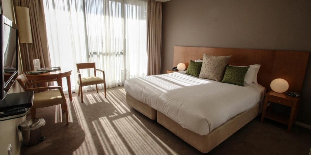 Bedroom: Peppers Moonah Links