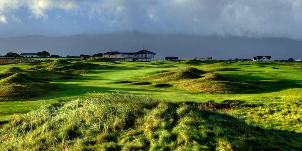 Tralee Golf Links: 18th Hole