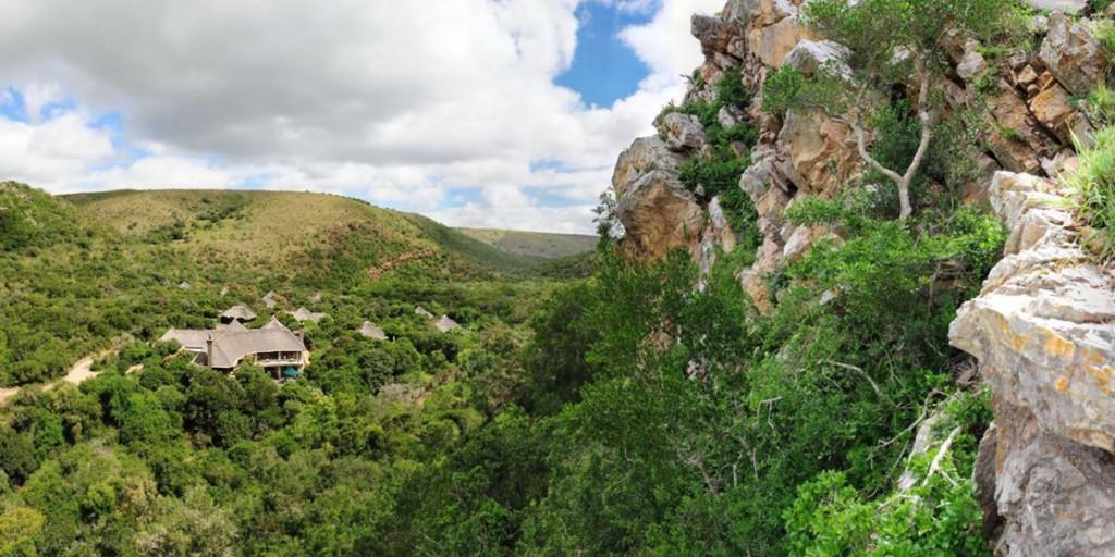 Shamwari: Eagle Crag Lodge Setting