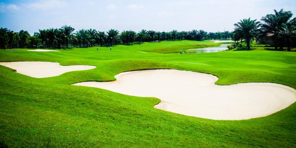 Hole 11 Long Thanh GC Hill Course