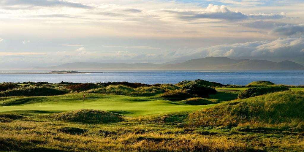 Dooks Golf Club: Hole 5