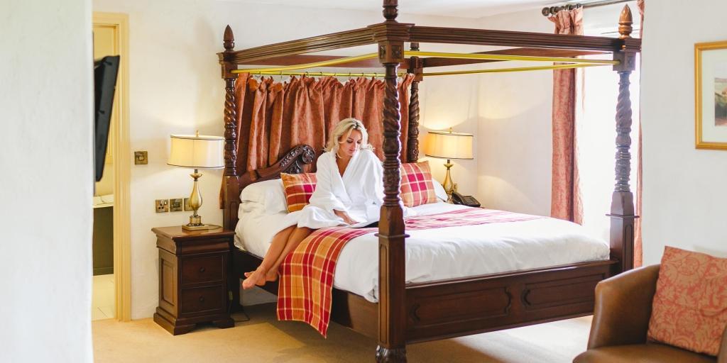 Guestroom: Bushmills Inn