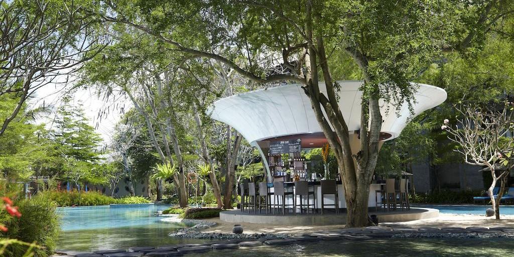Marriott Nusa Dua: Bar