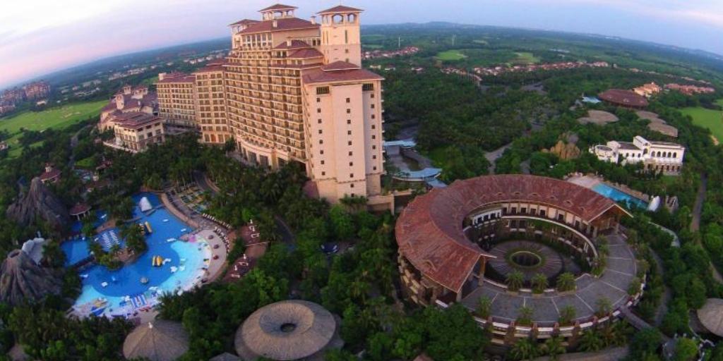 Mission Hills Resort, Haikou