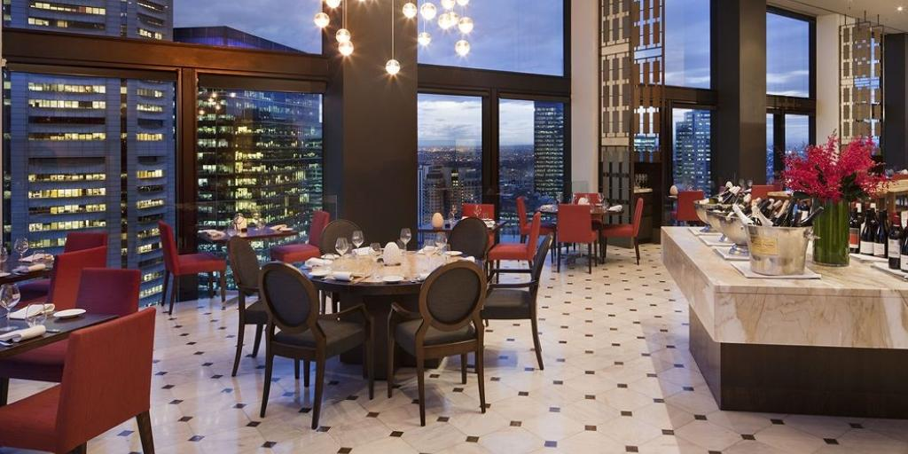 N35 Restaurant: Sofitel Melbourne on Collins