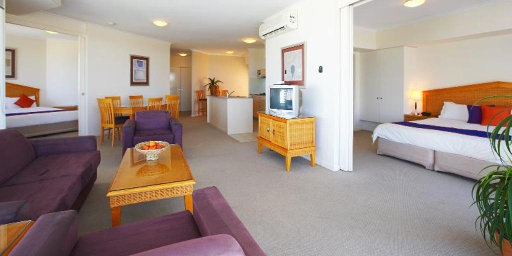3 Bedroom Apartment: Ramada Marcoola Beach