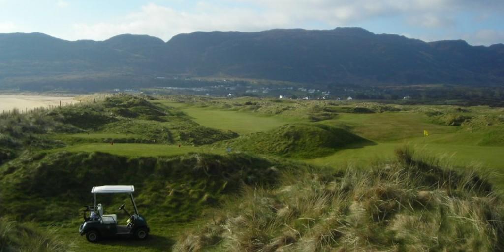 Portsalon Golf Links: 6th Hole