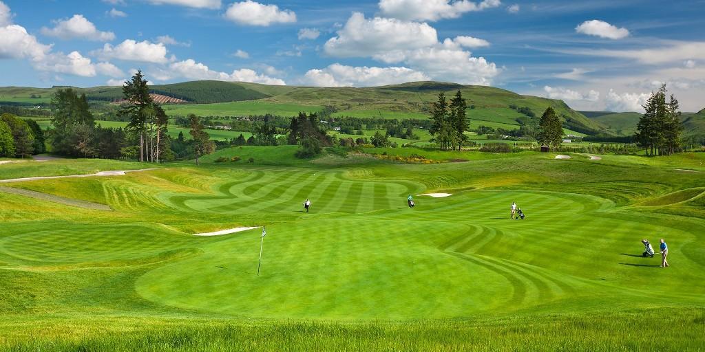 Gleneagles Queen's Course