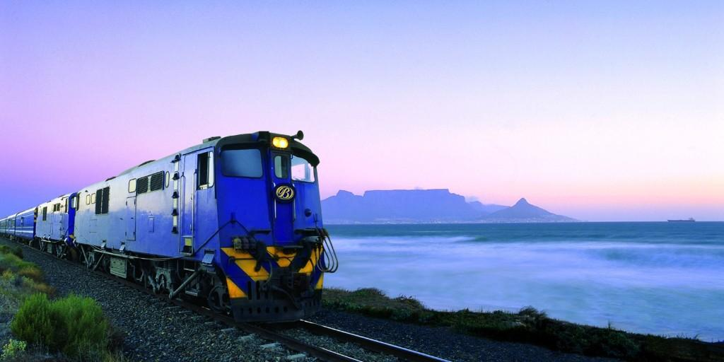 Step aboard for the journey of a lifetime on the Blue Train