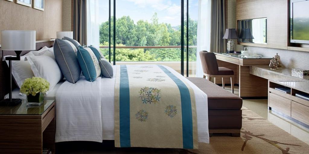 Guestroom: Mission Hills Resort, Shenzhen