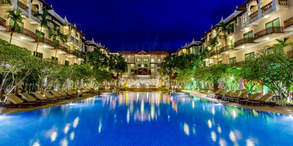 Swimming Pool: Sokha Angkor