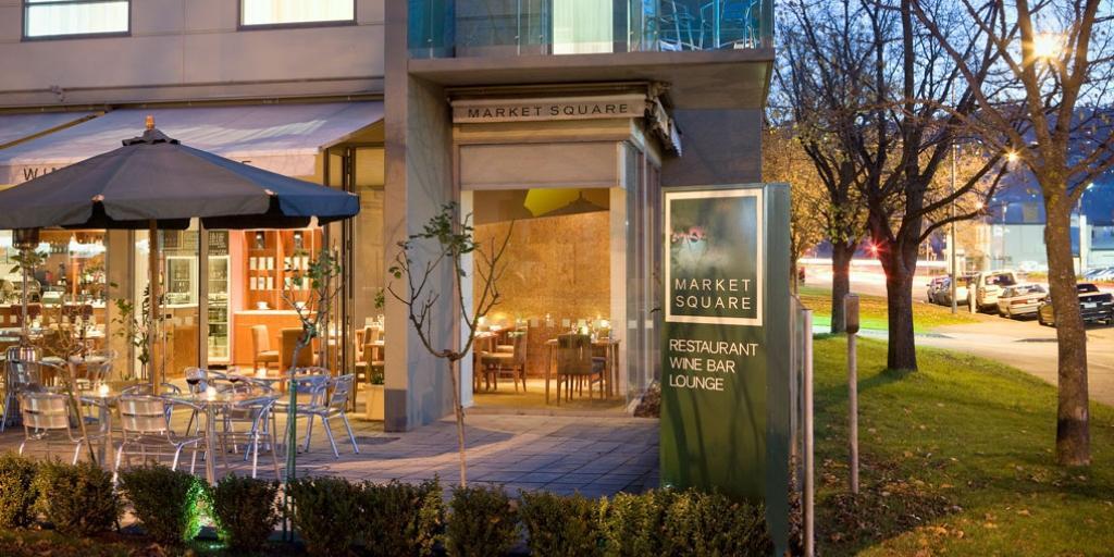 Market Square Restaurant : The Sebel Launceston