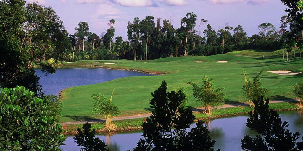 Bintan Lagoon Woodlands Course