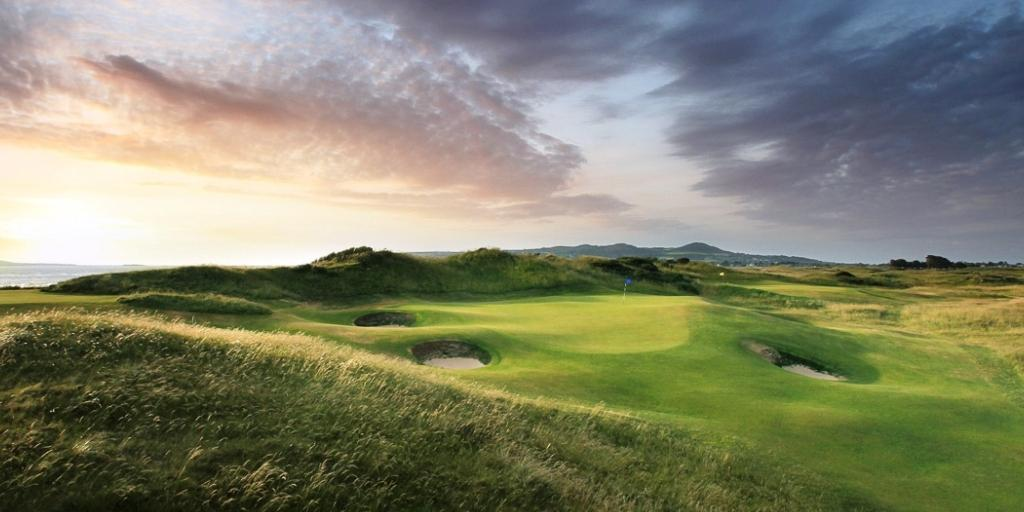 Hole 12 Portmarnock Golf Club
