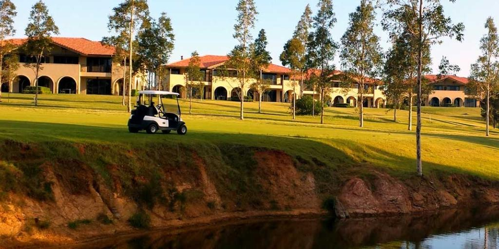 Clubhouse at Vintage GC